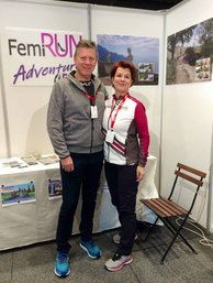 Historien om FemiROMA til FemiRUN  og Active Adventure Travel AS